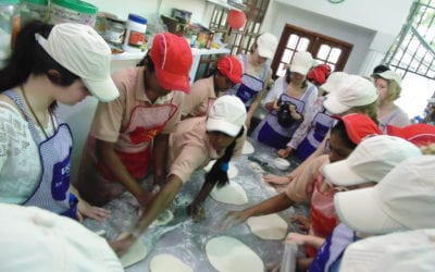 Bakery school students have graduated!