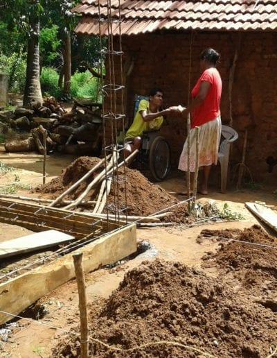 build toilet
