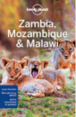 Zambia, Mozambique and Malawi by Lonely Planet