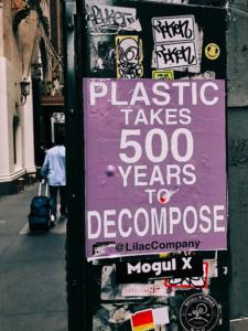 Plastic is the scourge of many African countries