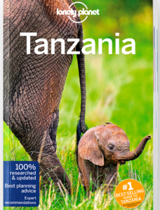 Front cover of Tanzania by Lonely Planet